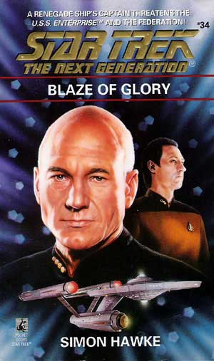 Blaze of Glory cover