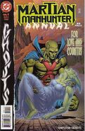 Martian Manhunter v.2 Annual 1
