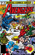 Avengers Vol 1 182