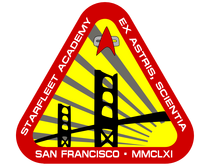 Starfleet Academy logo 2372