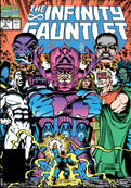Infinity Gauntlet Vol 1 5