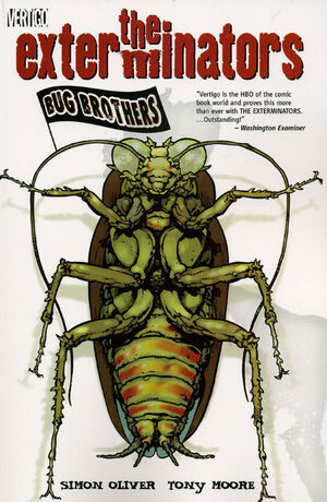 Cover for Exterminators (Collections) #1