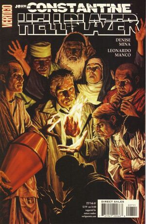 Cover for Hellblazer #227