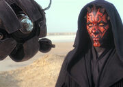 Dark Eye Maul
