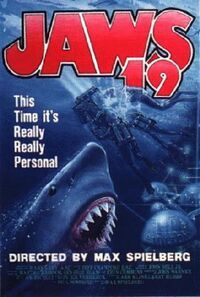 Jaws 19 poster from