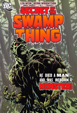 Cover for Swamp Thing (Collections) #2