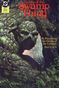 Roots of the Swamp Thing 1