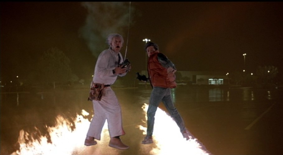IMAGE: http://images1.wikia.nocookie.net/__cb20070218045423/bttf/images/d/d2/Back_to_the_Future.jpg