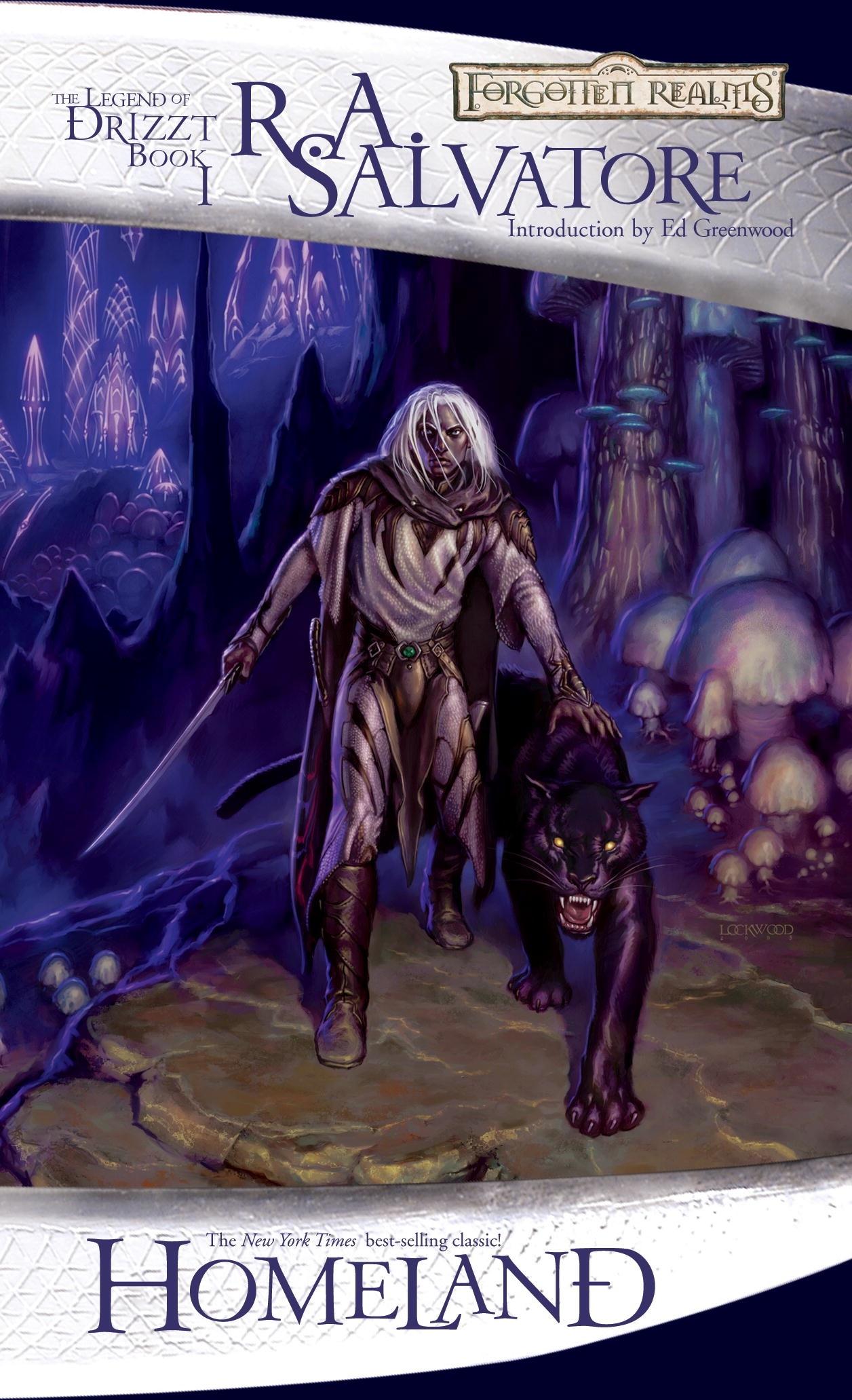 Скачать книгу темный эльф изгнанник