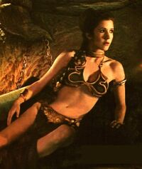 Leia bikini
