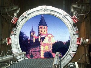 Stargate cluny