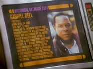 Gabriel Bell bio