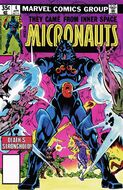Micronauts Vol 1 4