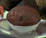 Kai Winn chocolate souffle