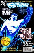 Superman Secret Files and Origins 1