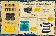 Pirate Catalogue