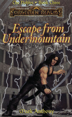 Escape from Undermountain