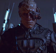 Klingon Borg First Contact
