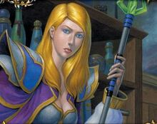Lady Jaina Proudmoore