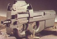 Gun-fn p90