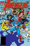 Avengers Vol 1 343