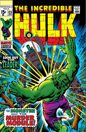Incredible Hulk Vol 1 123