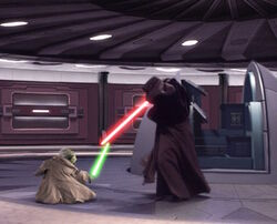Yoda Sidious