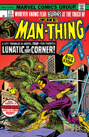 Man-Thing Vol 1 21