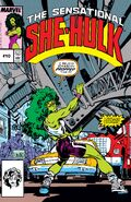 Sensational She-Hulk Vol 1 10