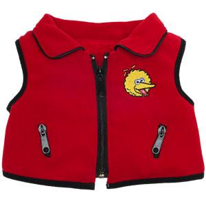 Bigbirdbuildabirdvest