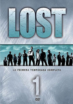 Lost Temporada 1 en DVD (Region 4)