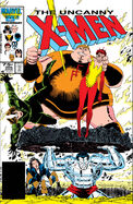 Uncanny X-Men Vol 1 206
