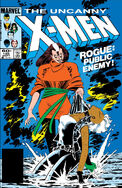 Uncanny X-Men Vol 1 185