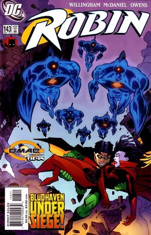Cover for Robin #143