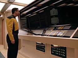 Interface Geordi and Probe