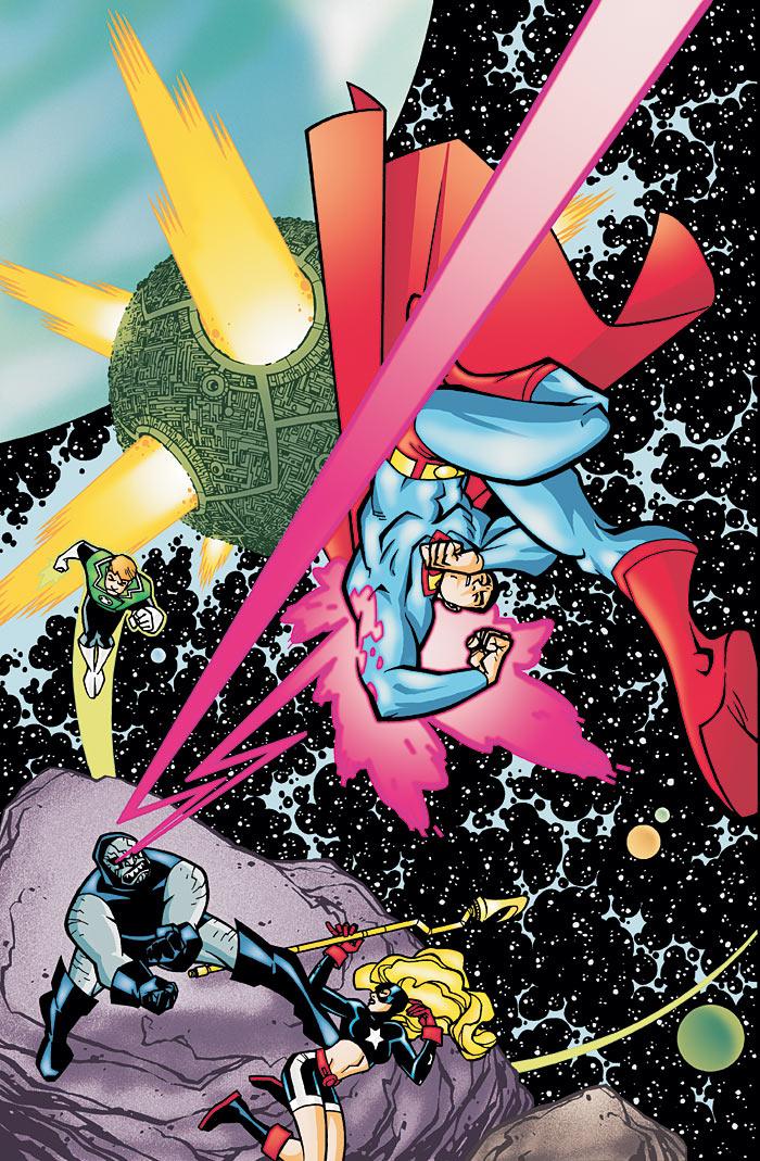 Justice League Unlimited Vol 1 32 - DC Comics Database