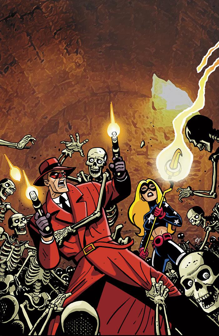 Justice League Unlimited Vol 1 33 - DC Comics Database