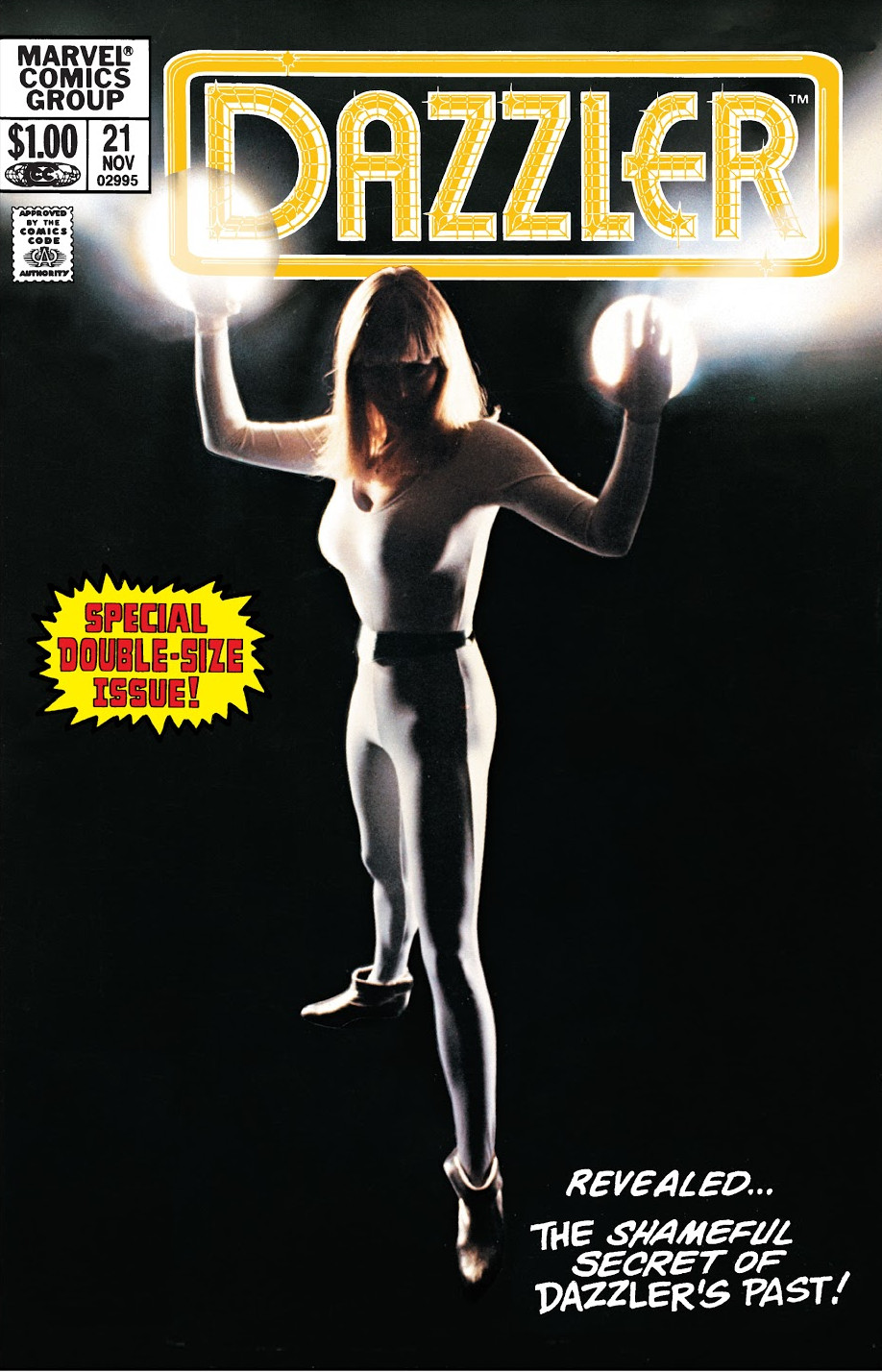Dazzler Vol 1 21