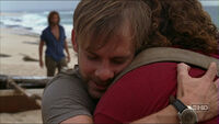 3x21 charlie hug hurley
