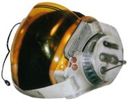 B-wing helmet