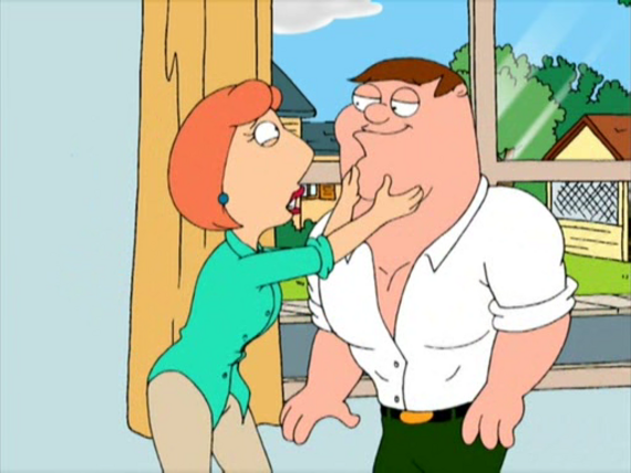 Family Guy Season 2 Episode 17 He's Too Sexy for His Fat