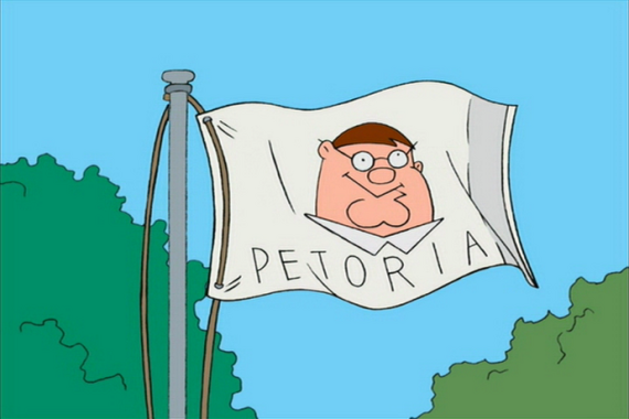 Family Guy Season 2 Episode 18 E. Peterbus Unum