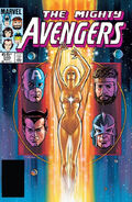 Avengers Vol 1 255
