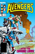 Avengers Vol 1 256