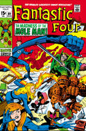 Fantastic Four Vol 1 89