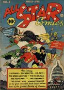 All-Star Comics 4