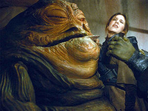 Jabba-Leia