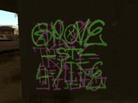Graffiti GTA SA