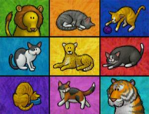 Elmo S World Cats Sesame Street