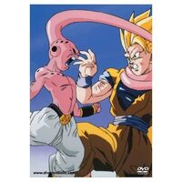 Kid buu saga dvd